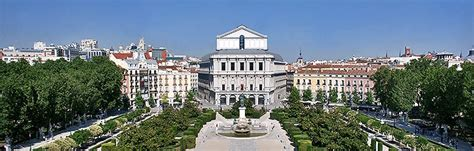 The Real   The Theatre   Teatro Real