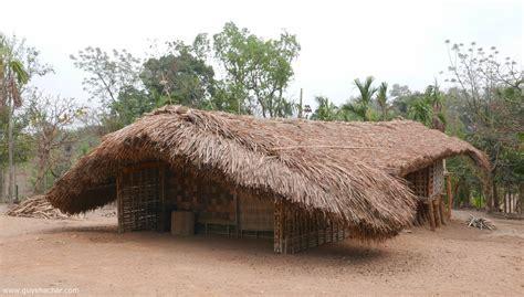garo hills traditional tribal architecture meghalaya