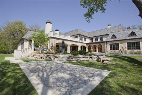 5 995 million noveau style mansion in tulsa ok
