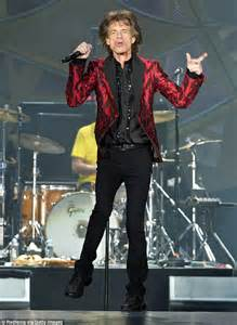 Mick Jagger Abandons Tour To Be With Sick by The Rolling Stones Are Forced To Cancel Their Hanging Rock