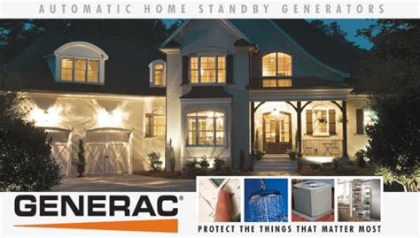 generac whole house generator roessner energy products inc generac powerpro dealer of whole house standby generators