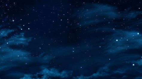 malam hari  gelap padahal  bintang