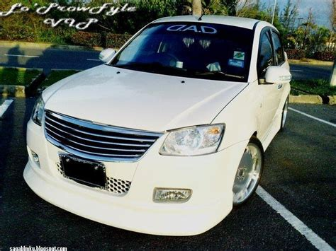 proton exora modified bodykit modified proton exora bodykit accessories autos post