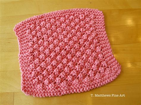 knitted washcloth patterns t matthews free knitting pattern raspberry