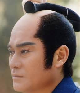 samurai hairstyle men should be glad these 10 hairstyles are out of fashion