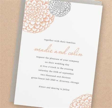 Printable Wedding Invitation Template Instant Download Wedding Invitation Template