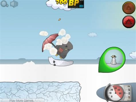 make the penguin reach greater heights in learn to fly 3