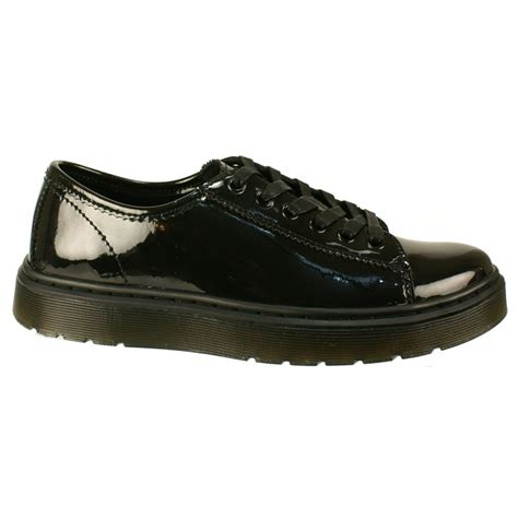 spin sneakers dr martens spin patent ler s black patent shoes