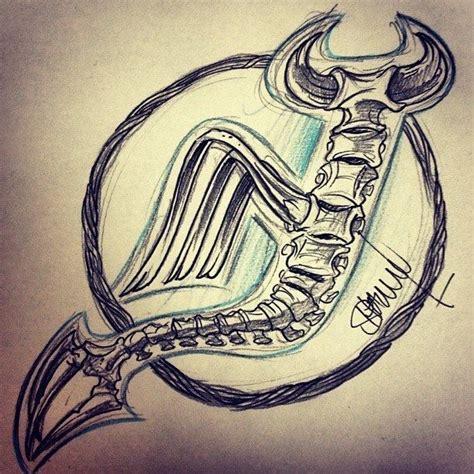 jersey devil tattoo new jersey devils logo hockey hockey