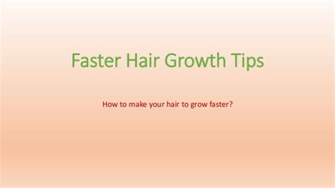 download hair growth tips faster hair growth tips