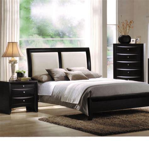 black platform bedroom sets dreamfurniture com ireland bycast platform bedroom set