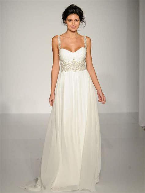 Grecian Wedding Dress by Best 25 Grecian Wedding Dresses Ideas On