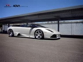 Lamborghini Murcielago Rims Wheelsboutique Lamborghini Murcielago Roadster On Adv1