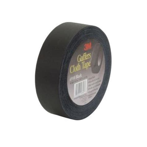 3m 2 in. x 60 yds. gaffer's tape 6910 the home depot