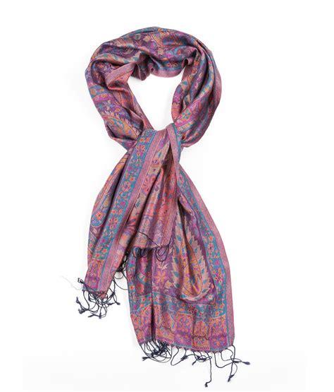 Pashmina Himalaya 1 silk pashmina scarf rugs