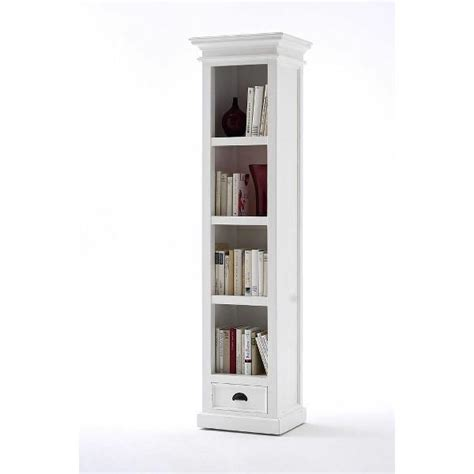 Billy Bookcases At Ikea Se Bokreol Her H 248 Y Smal Bokreol I Hvitt Med Skuff I