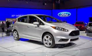 2014 ford hatchback white top auto magazine