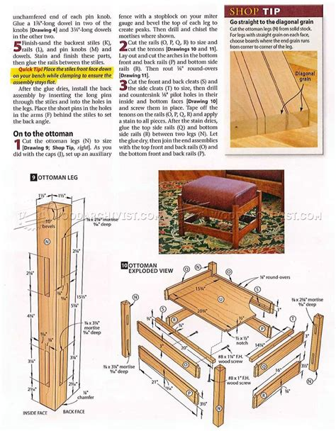 ottoman plans book of ottoman woodworking plans in australia by william