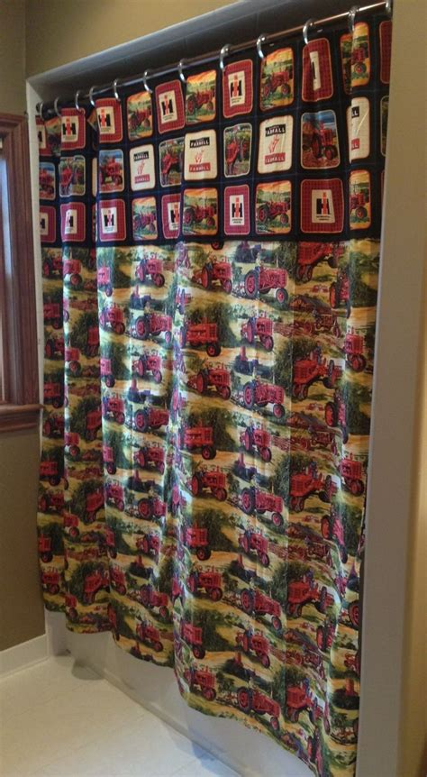 tractor curtains pinterest the world s catalog of ideas