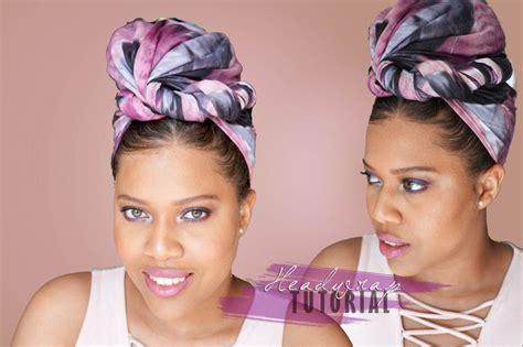 turban tutorial natural hair 367 best head scarf images on pinterest turbans head
