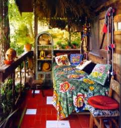 Bohemian Decor Ideas by 20 Awesome Bohemian Porch D 233 Cor Ideas Digsdigs
