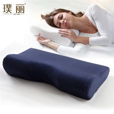 comfortable pillows for sleeping slow rebound memory foam pillow cervical health care