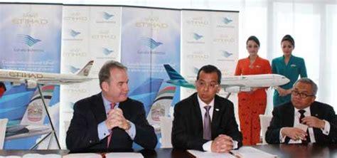emirates recruitment jakarta etihad garuda sign codeshare deal emirates 24 7