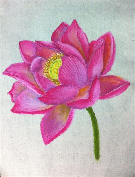 acrylic painting lotus flower 84 best images about my work on miniature