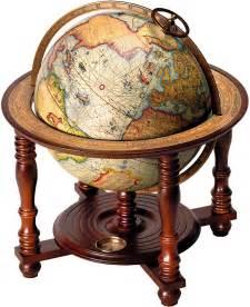 globus le antique globe mercator 1541 reproduction or globe or
