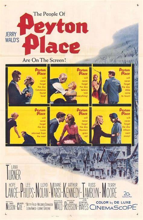 peyton place vagebond s movie screenshots peyton place 1957