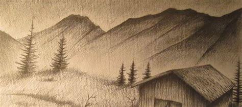 imagenes de paisajes que se puedan dibujar c 243 mo aprender a dibujar paisajes paso a paso videos