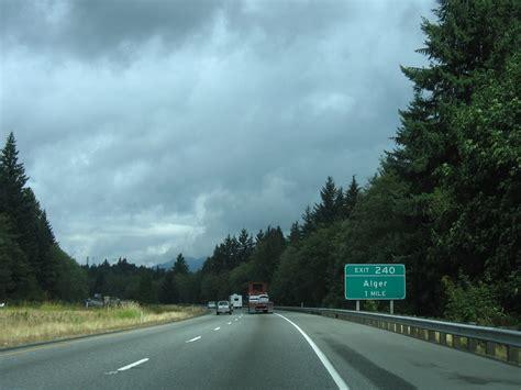 Washington @ AARoads - Interstate 5 North - Skagit County I 5 Exit 71 In Washington State