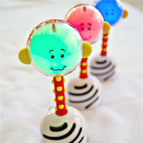Baby Light Up Toys by Nogginstik 174 Developmental Light Up Rattle From Smartnoggin