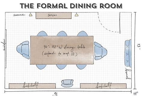dining room layout planner dining room guide how to maximize your layout