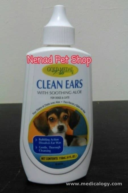 Harga Clean And jual cairan pembersih telinga anjing dan kucing clean ears