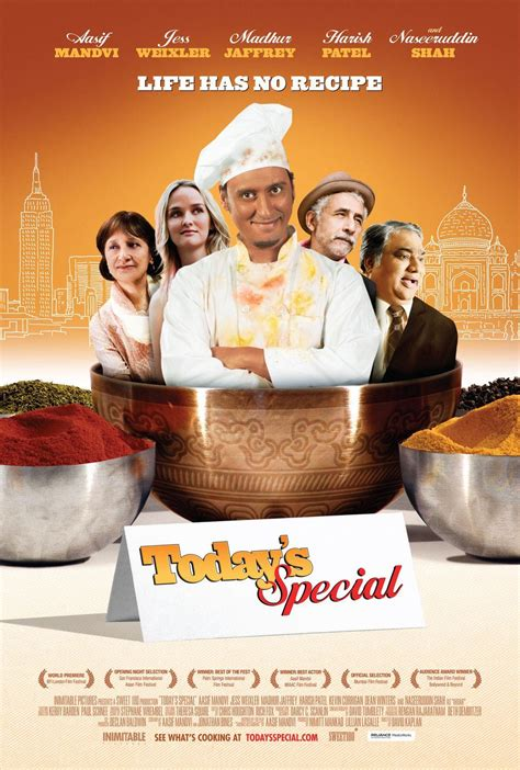 today s special food on film today s special a curry of a life