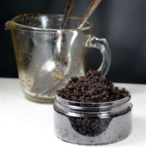 Bell Fresh Made Coffee Scrub orange coconut coffee scrub recipe without coconut soap deli news