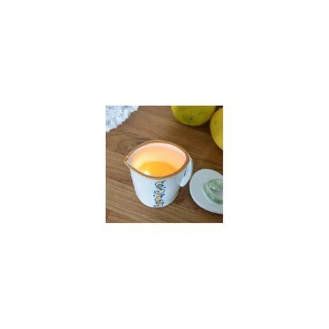 candela ad olio candela per massaggio a base di olio vergine di