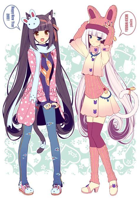 anime neko girl neko girls anime photo 24424707 fanpop