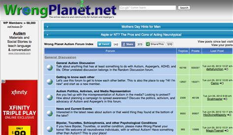 complicated situation longest article ever forums profiles in geekdom alex plank of wrong planet pcworld