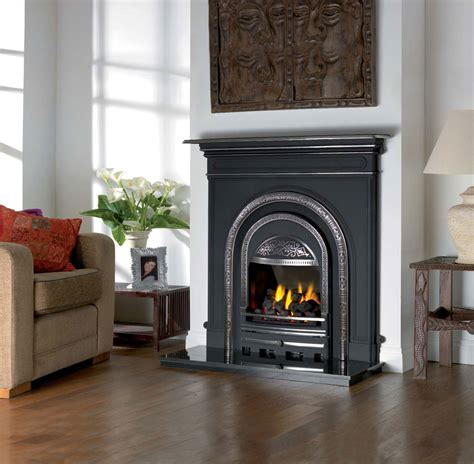 Cast Iron Gas Fireplaces by Fires Fireplaces Stoves Integra High Efficiency Options
