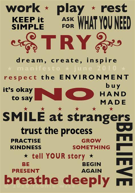 design manifesto definition leonie wise manifesto 1000manifestos com
