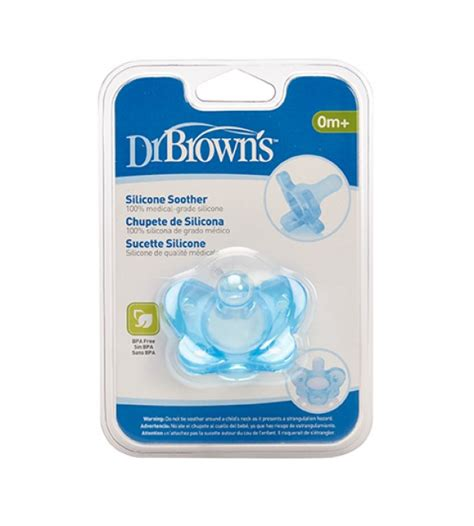 Dijamin Dr Brown Silicone Pacifier dumyah baby pacifiers soothers dr brown s one