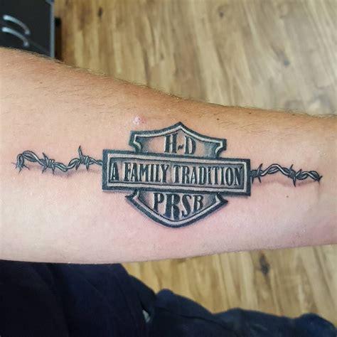 tribal harley davidson tattoos harley davidson harley tattoos