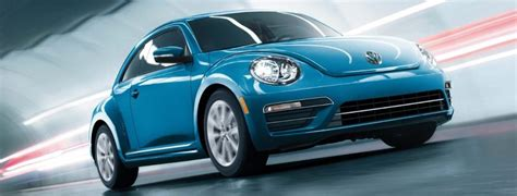 volkswagen beetle 2017 blue differences between 2016 and 2017 volkswagen beetle