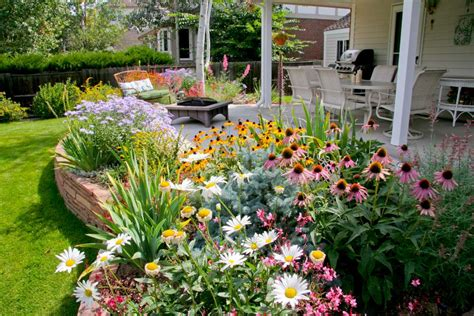 Patio Border Plants by Luxescapes Landscape Design And Installation Contractor