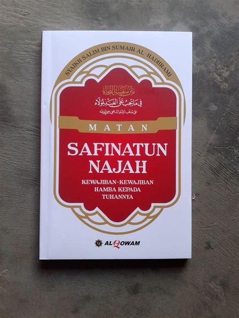 Fikih Birrul Walidain buku matan safinatun najah toko muslim title