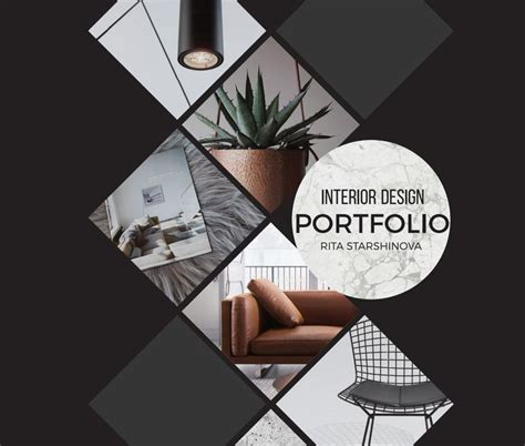 interior design portfolio page layout ideas commercial portfolio features teach r kids math