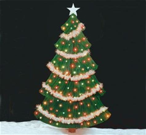 pattern for christmas tree lights tree with lights wood christmas pinterest