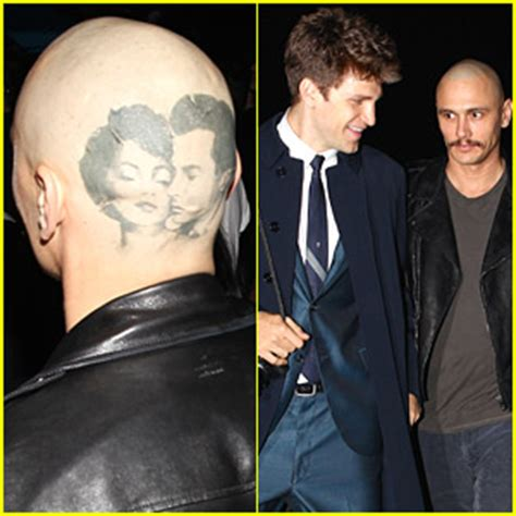 james franco tattoos keegan allen news photos and just jared